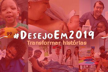Martagão Gesteira: nosso desejo em 2019 é transformar mais histórias