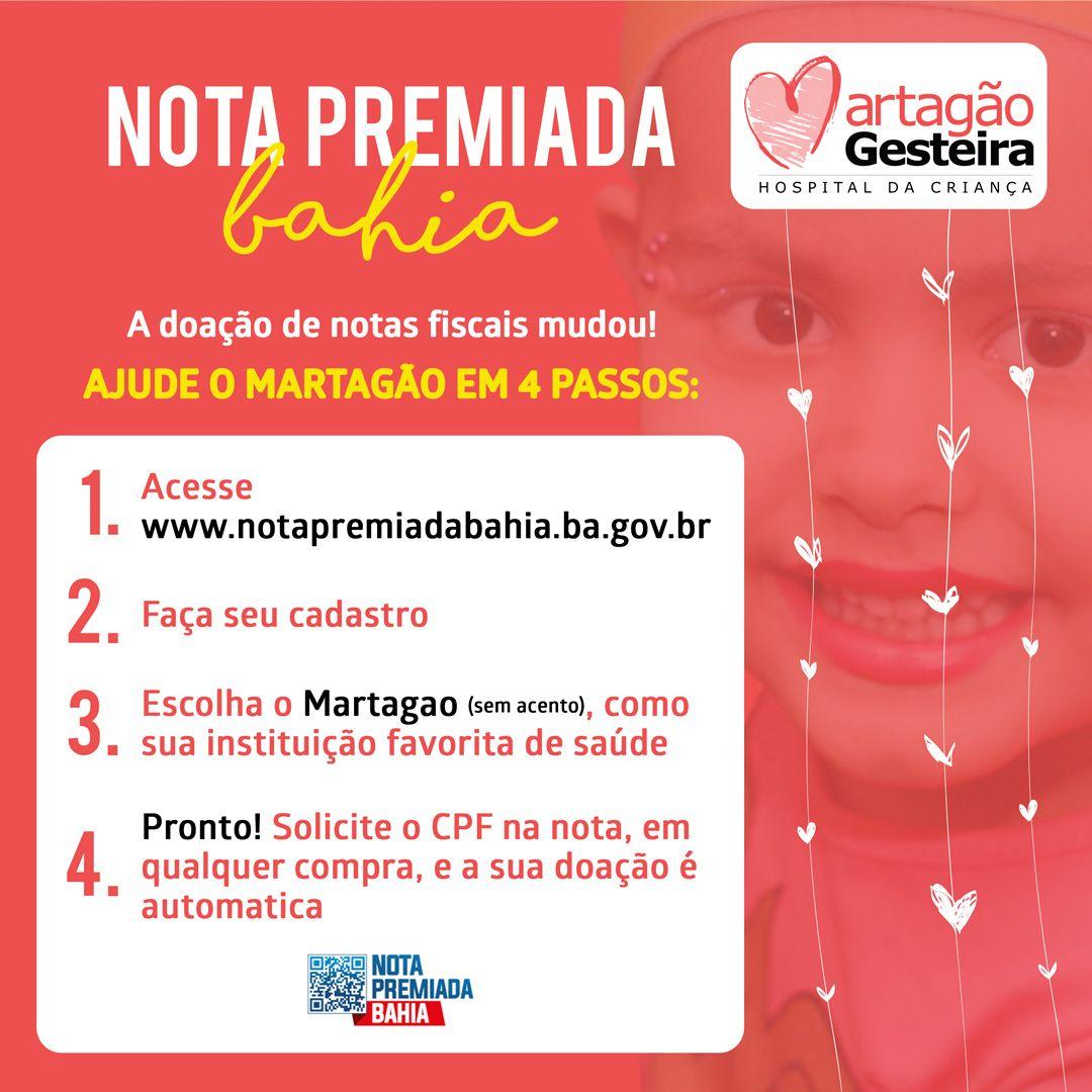 pop up site nota premiada
