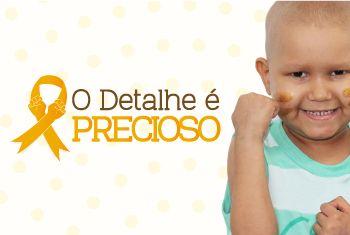 Setembro Dourado: câncer infantojuvenil é tema de campanha do Martagão