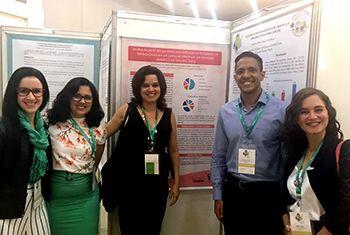 Oncologistas do Martagão participam do Congresso da Sobope, em Foz do Iguaçu