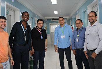 Maratona do Bem: projeto de extensão da Unifacs doa alimentos para o Martagão