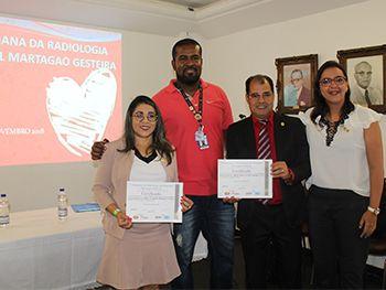 Martagão realiza  I Seminário de Radiologia para celebrar dia do profissional