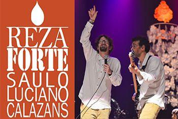 Saulo e Luciano Calazans fazem show em prol do Martagão, nesta quinta (29)