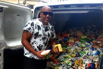 Carnaval Solidário: Bloco Cultural arrecada alimentos para o Martagão