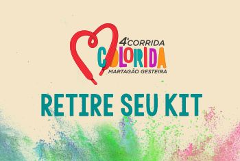 4ª Corrida Colorida: retire seu kit no Salvador Shopping a partir do dia 22