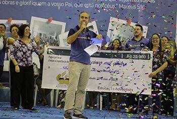 Estudantes do Colégio Adventista de Salvador se mobilizam pelo Martagão