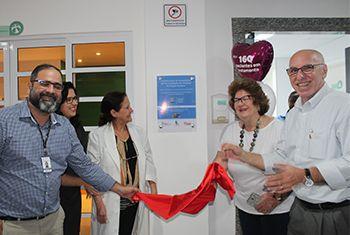 Martagão Gesteira inaugura Ambulatório de Oncologia com recursos do McDia Feliz