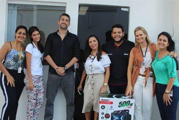 Comissão de Humanização do Martagão recebe doação da Amvox