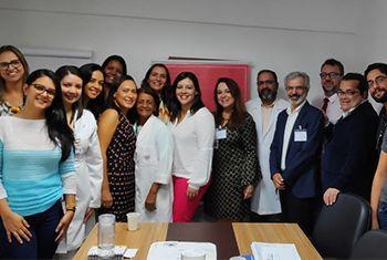 Proadi-SUS: equipe do Hcor avalia cirurgia cardíaca pediátrica do Martagão