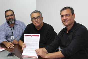 Solidariedade em campo: Martagão Gesteira e Vitória renovam parceria