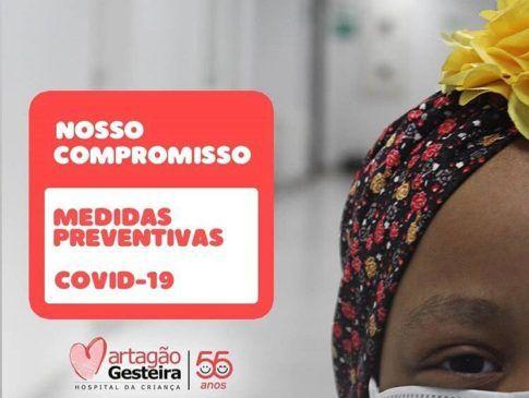 Martagão adota medidas de prevenção para combater transmissão e contágio do vírus