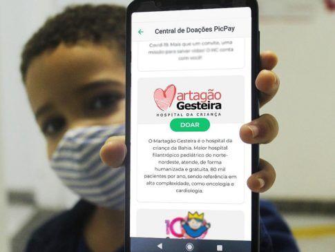 Martagão Gesteira agora recebe doações pelo PicPay; saiba como ajudar