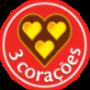 Logo de 3 Corações