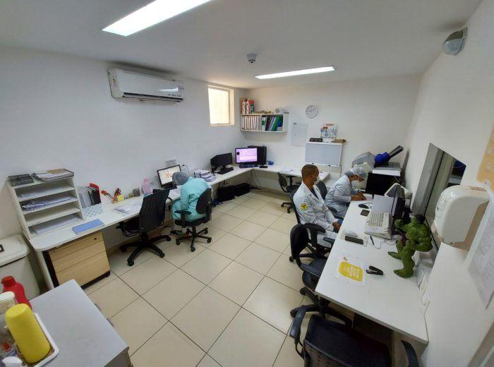 Sala de Comando (Bioimagem)