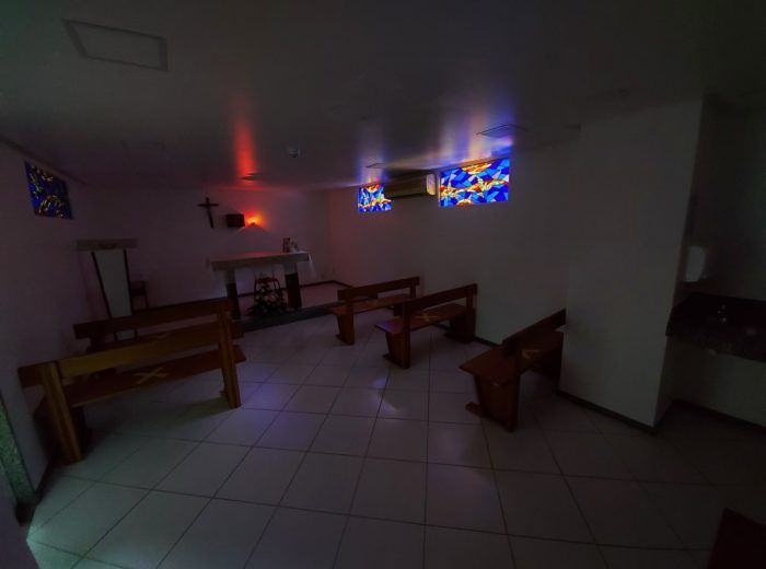 Espaço Religioso