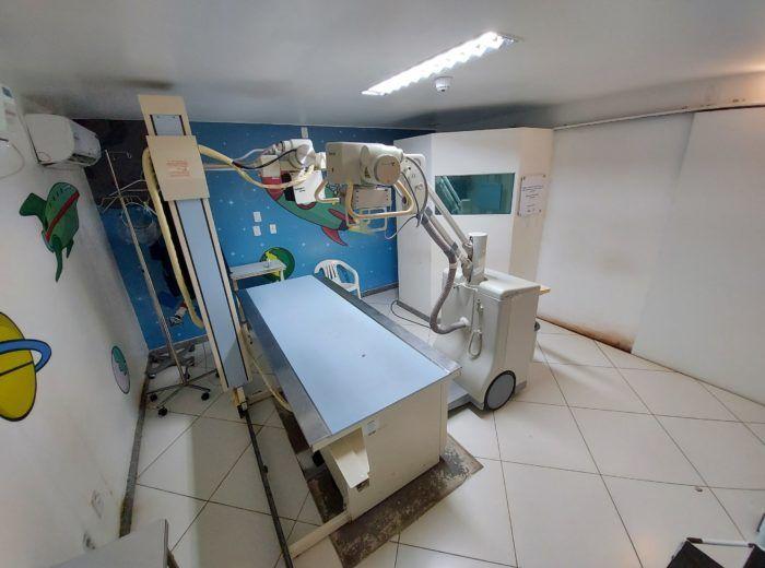 Sala para Exames de Raios-X
