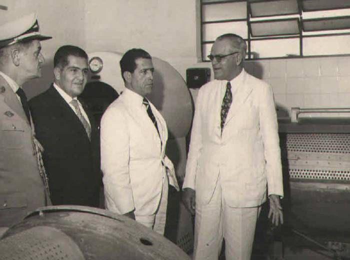 Visita do Prefeito Heitor Dias Pereira ao Hospital Martagão Gesteira