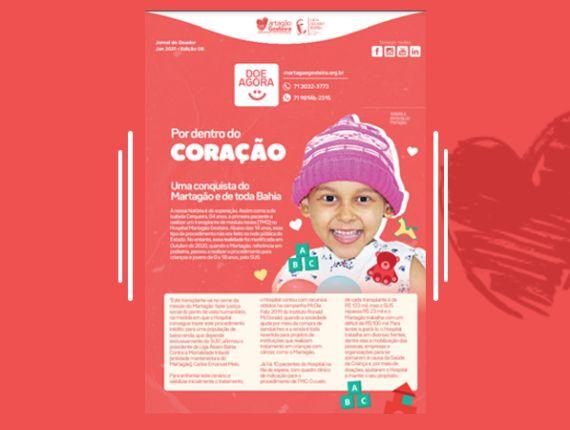 Jornal do Doador: Edição 8