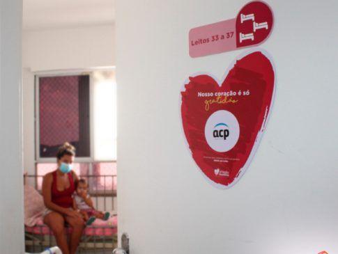Parceiros do Martagão adotam leitos do Hospital. Saiba como ajudar também
