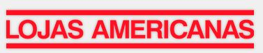 Logo de Lojas Americanas