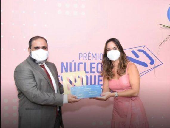 Martagão recebe doação do Prêmio Núcleo Destaque 2020