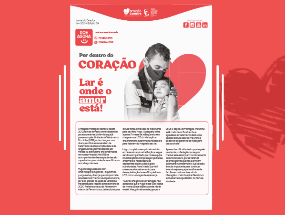 Jornal do Doador: Edição 9